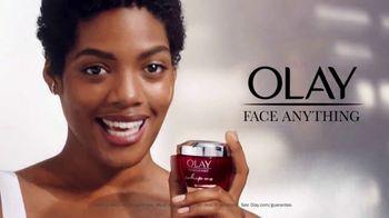 Olay Regenerist Whip SPF 25 TV Spot, 'Face the Sun: Serums' - Thumbnail 9