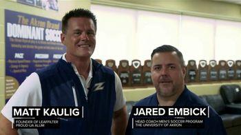 University of Akron Athletics TV Spot, 'Men's Soccer'