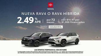 Toyota TV Spot, 'Estrategia de salida' [Spanish] [T2] - Thumbnail 7