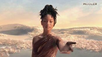 Thierry Mugler Alien Goddess TV Spot, 'Diosa' con Willow Smith, canción de Björk [Spanish] - 23 commercial airings