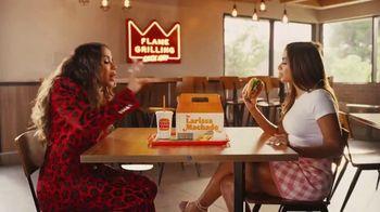 Burger King TV Spot, 'The Larissa Machado Meal: So Real' Song by Anitta - Thumbnail 9
