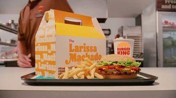 Burger King TV Spot, 'The Larissa Machado Meal: So Real' Song by Anitta - Thumbnail 3