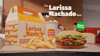 Burger King TV Spot, 'The Larissa Machado Meal: So Real' Song by Anitta - Thumbnail 8