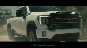 GMC Sierra AT4 TV Spot, 'Made to Be Used: Sierra' [T1]