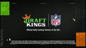 DraftKings TV Spot, 'Earn Quarters in the Fourth Quarter' - Thumbnail 10