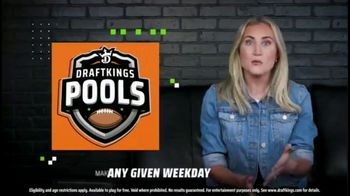 DraftKings TV Spot, 'Earn Quarters in the Fourth Quarter' - Thumbnail 7