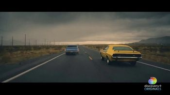 Discovery+ TV Spot, 'Street Outlaws: Gone Girl' Song by Joan Jett & the Blackhearts