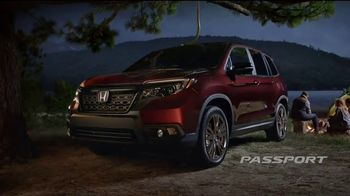 2021 Honda Passport TV Spot, 'Just About Anything' [T1]