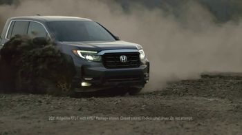 Honda TV Spot, 'Outthink Obstacles' Song by Vampire Weekend [T1] - Thumbnail 2