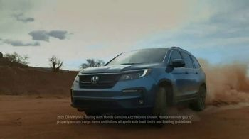 Honda TV Spot, 'Outthink Obstacles' Song by Vampire Weekend [T1] - Thumbnail 5