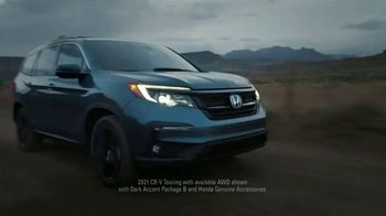 Honda TV Spot, 'Outthink Obstacles' Song by Vampire Weekend [T1] - Thumbnail 8