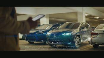 Lexus NX 350h TV Spot, 'The Asphalt Stage' Song by Nova Wav, Ecko [T1]