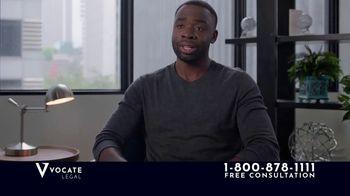 Vocate Legal TV Spot, 'Neck Surgery'