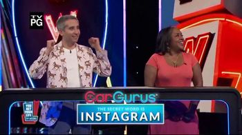 CarGurus TV Spot, 'You Bet Your Life: Secret Word Winner: Episode 1' [In-Show Integration]