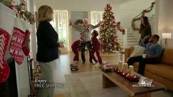 Balsam Hill TV Spot, 'Fill Your Home With the Joy of the Season'