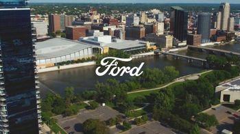 2021 Ford Escape TV Spot, 'SUV of the Future: Escape' [T2]