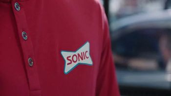 Sonic Drive-In Grilled Cheese Burger TV Spot, 'Order Up' - Thumbnail 1