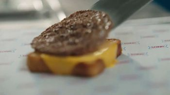 Sonic Drive-In Grilled Cheese Burger TV Spot, 'Order Up' - Thumbnail 6