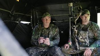 Browning Hunting Blinds TV Spot, 'Concealment, Silence and Comfort'