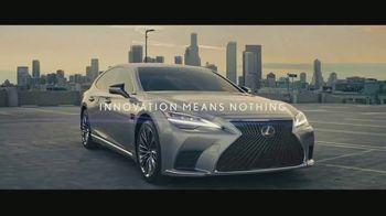 Lexus LS 500h TV Spot, 'Hands to the Sky' Featuring Audrey Nuna, Song by Nova Wav, Ecko [T1]