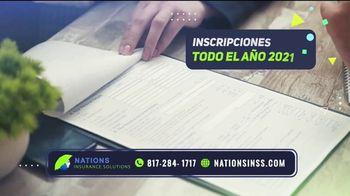 Nations Insurance Solutions TV Spot, 'Ayuda en planes médicos' [Spanish] - Thumbnail 3