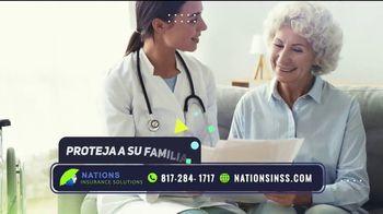 Nations Insurance Solutions TV Spot, 'Ayuda en planes médicos' [Spanish] - Thumbnail 4