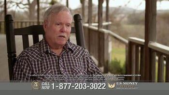 U.S. Money Reserve TV Spot, 'Mr. Rudolph J'