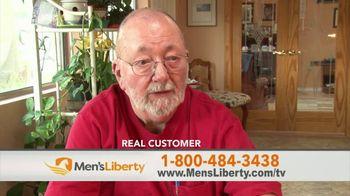 Men's Liberty TV Spot, 'Amazingly Simple'