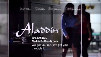 Aladdin Bail Bonds TV Spot, 'Carrier' - Thumbnail 8