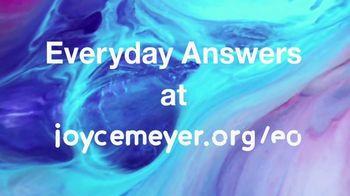 Joyce Meyer Ministries TV Spot, 'Everyday Answers' - Thumbnail 10