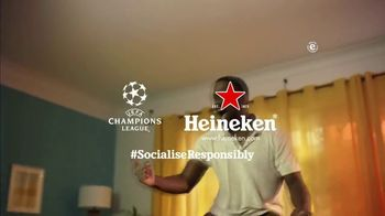 Heineken TV Spot, 'UEFA Champions League: Never Alone' - Thumbnail 8