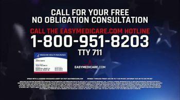 easyMedicare.com TV Spot, '2021 Medicare Benefits Update: Don't Miss Out' Featuring Joe Theismann - Thumbnail 9