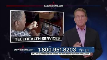 easyMedicare.com TV Spot, '2021 Medicare Benefits Update: Don't Miss Out' Featuring Joe Theismann - Thumbnail 4