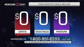easyMedicare.com TV Spot, '2021 Medicare Benefits Update: Don't Miss Out' Featuring Joe Theismann - Thumbnail 5