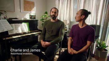 Robinhood Financial TV Spot, 'Charlie and James' - Thumbnail 5