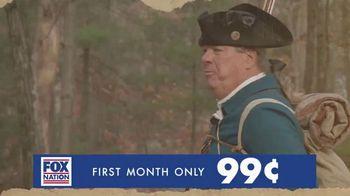 FOX Nation TV Spot, 'Untold: Patriots Revealed'