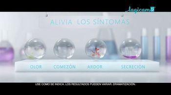 Lagicam 1 Day TV Spot, 'Solución suave' [Spanish] - Thumbnail 8