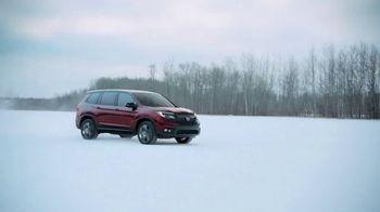 Honda TV Spot, 'Winter Ready' [T2] - 75 commercial airings