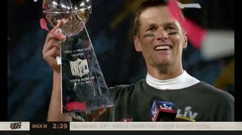 Super Bowl LV Champions Home Entertainment TV Spot, 'Buccaneers Super Bowl Championship DVD'