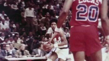 NBA Cares TV Spot, 'The Big Shot' Featuring Julius Erving - Thumbnail 1