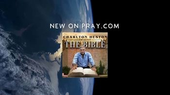 Pray, Inc. TV Spot, 'Charlton Heston Presents: The Bible' - Thumbnail 3