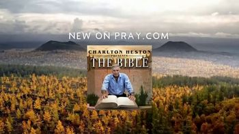 Pray, Inc. TV Spot, 'Charlton Heston Presents: The Bible' - Thumbnail 4