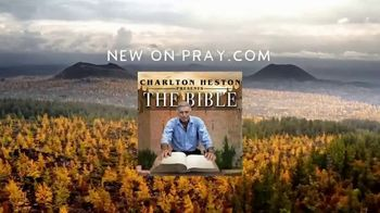 Pray, Inc. TV Spot, 'Charlton Heston Presents: The Bible' - Thumbnail 5