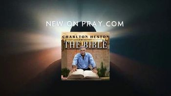 Pray, Inc. TV Spot, 'Charlton Heston Presents: The Bible' - Thumbnail 7