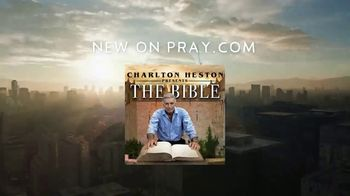 Pray, Inc. TV Spot, 'Charlton Heston Presents: The Bible' - Thumbnail 8