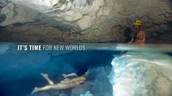 Discover Puerto Rico TV Spot, 'It's Time for New Worlds with No Need for Passports'