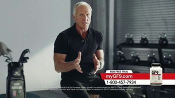 GF-9 TV Spot, 'Age' Featuring Greg Norman - 198 commercial airings