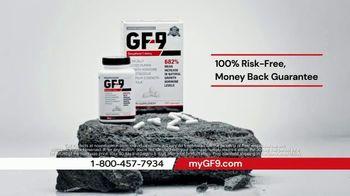 GF-9 TV Spot, 'Age' Featuring Greg Norman - Thumbnail 9