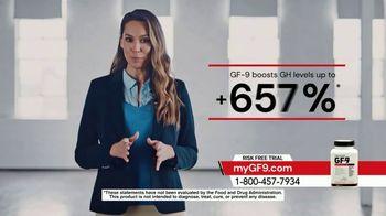 GF-9 TV Spot, 'Age' Featuring Greg Norman - Thumbnail 3