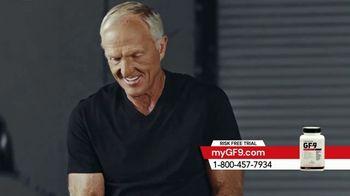 GF-9 TV Spot, 'Age' Featuring Greg Norman - Thumbnail 4